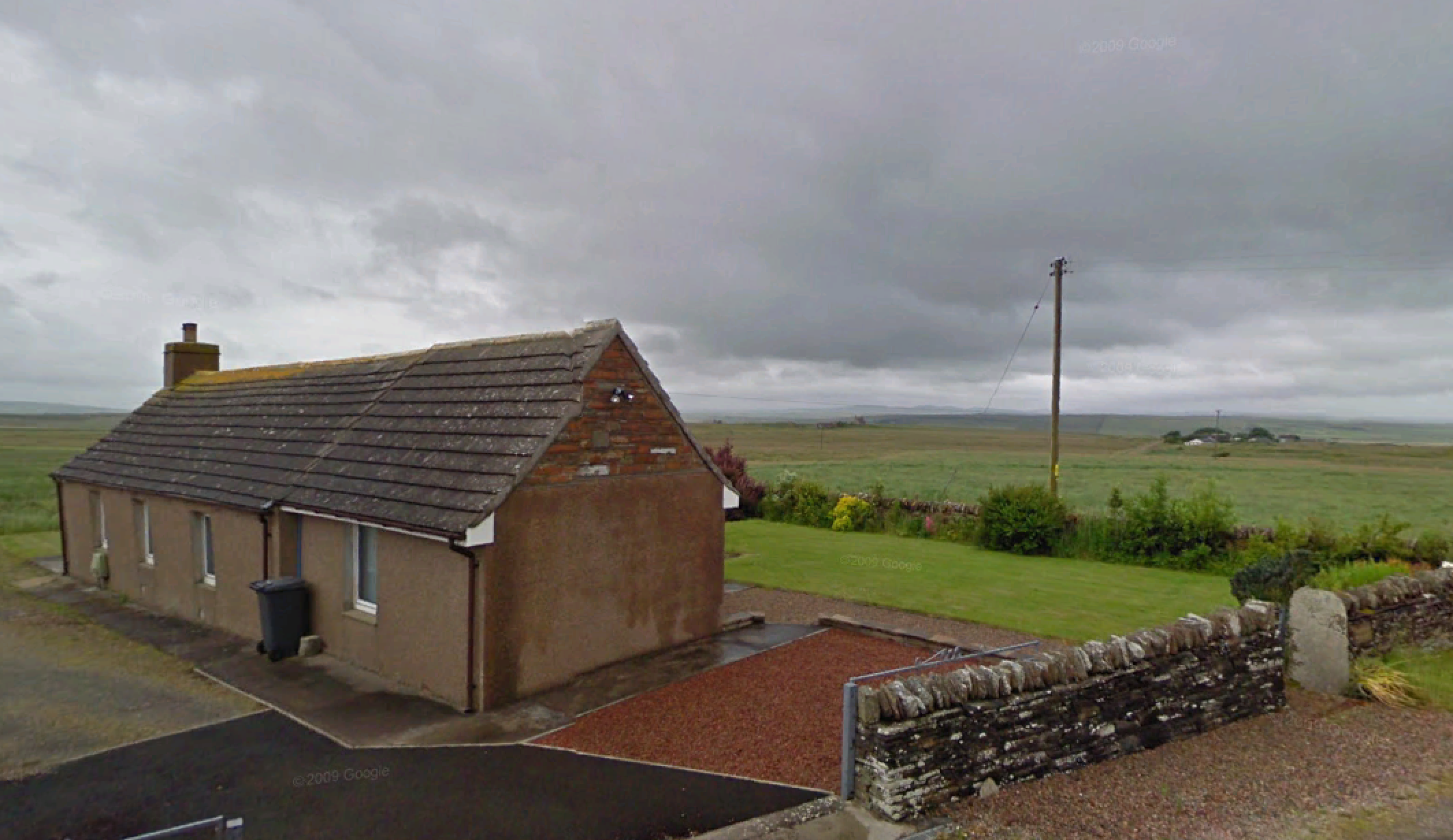 Weydale Cottage, Olrig Hill, Weydale, Caithness.