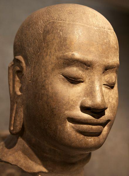 Figure 11. King Jayavarman VII reigned in c.1181–1218