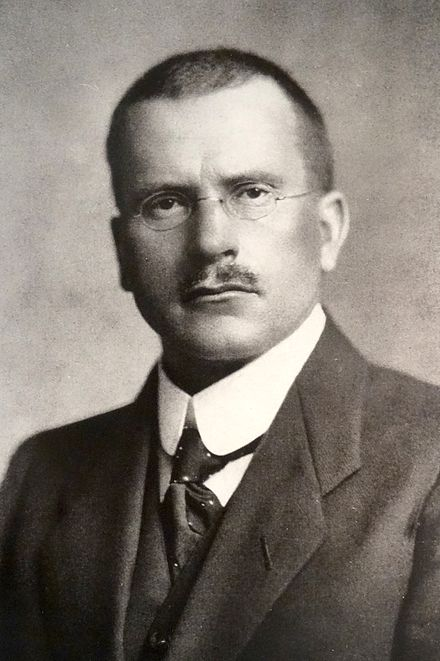 Portrait of Carl Gustav Jung, unknown date.  Born: 26 July 1875 Kesswil, Thurgau, Switzerland. Died 6 June 1961Küsnacht, Zürich, Switzerland.  CC ASA 3.0