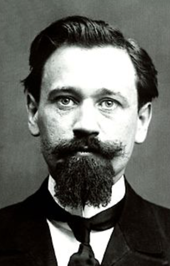 #07. Xavier Guichard (1870 - 1947). French Director of Police, archeologist, writer.