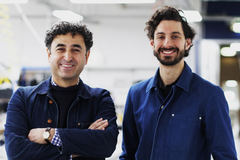 Han Ates and David Giusti Blackhorse Lane Ateliers