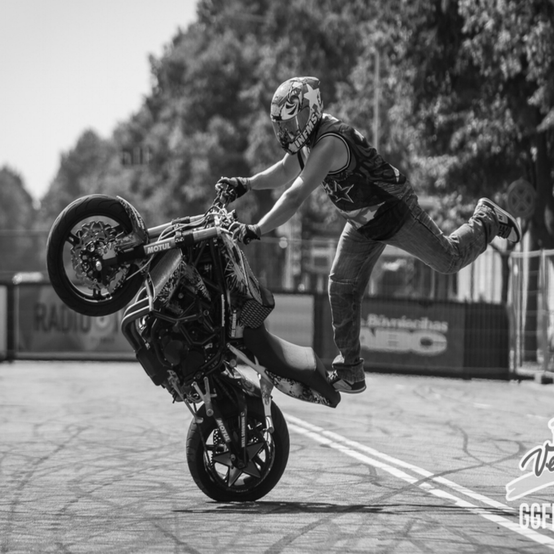Streetbike Freestyle -