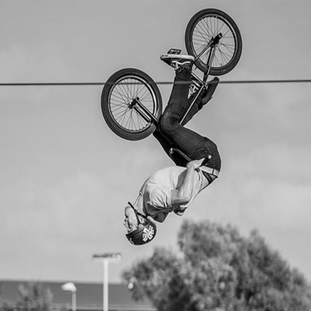 BMX Freestyle -