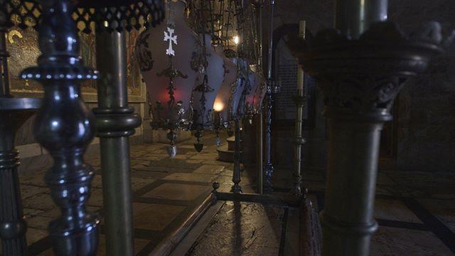 STATION XIII - Jesus is Taken From the Cross  #viadolorosa #stationsofthecross #jerusalem