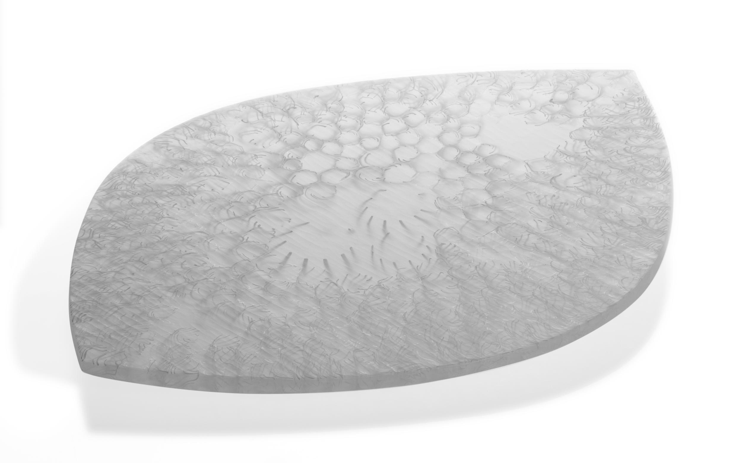 Bukee II 2015  30 cm  Suomen lasimuseon kokoelma