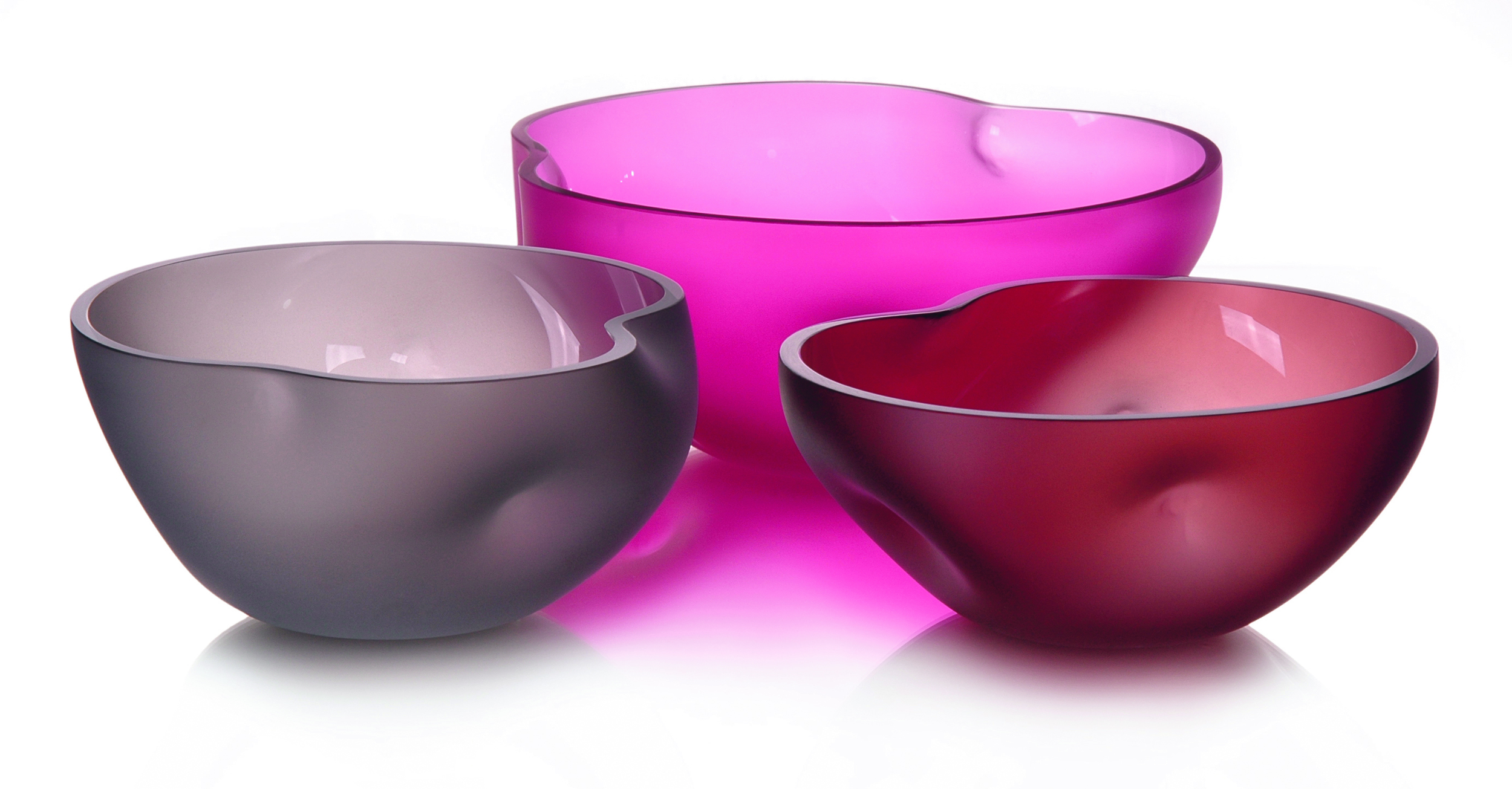 Groove bowls  15-20 cm
