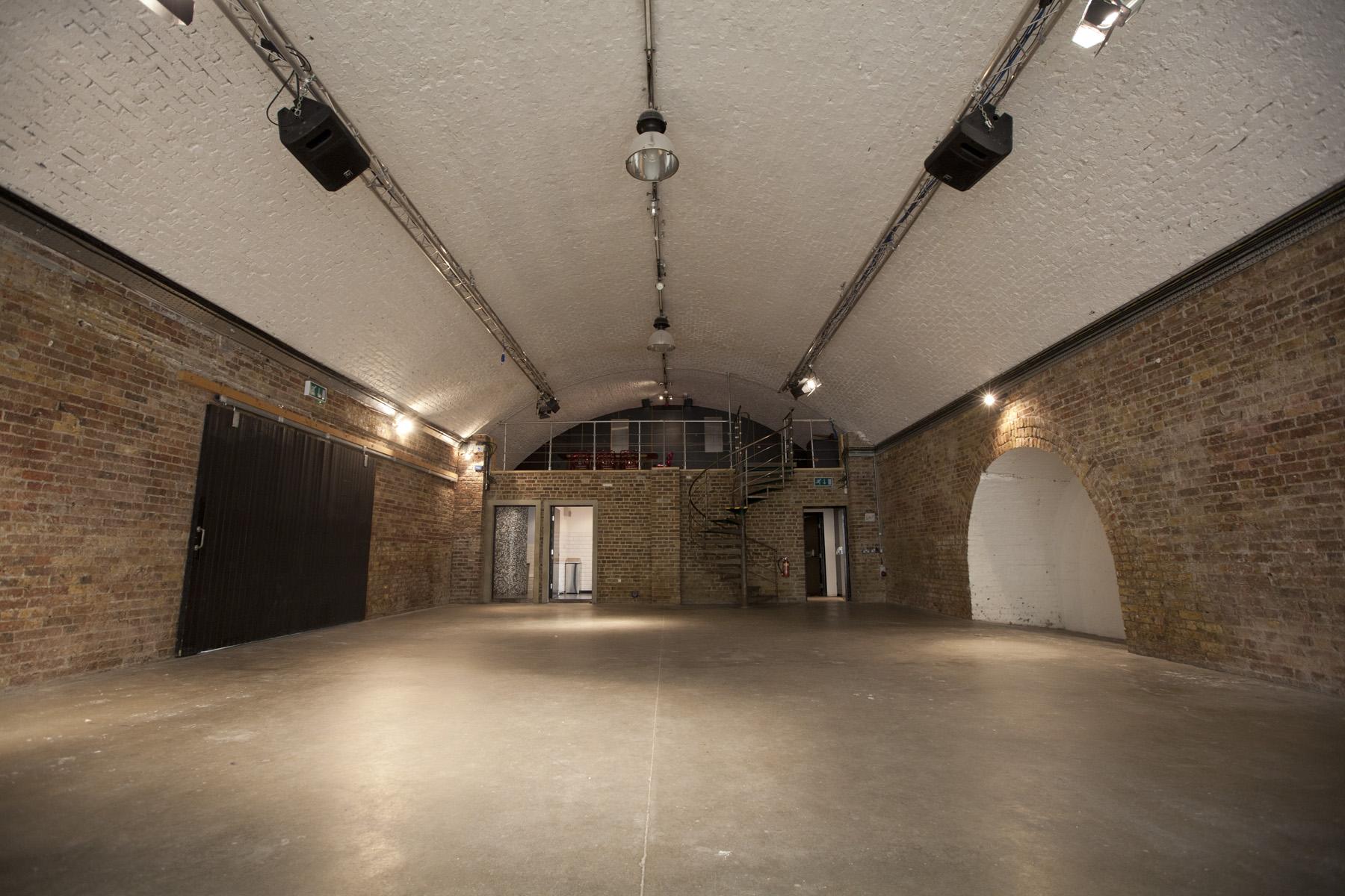 Shoreditch studio venue