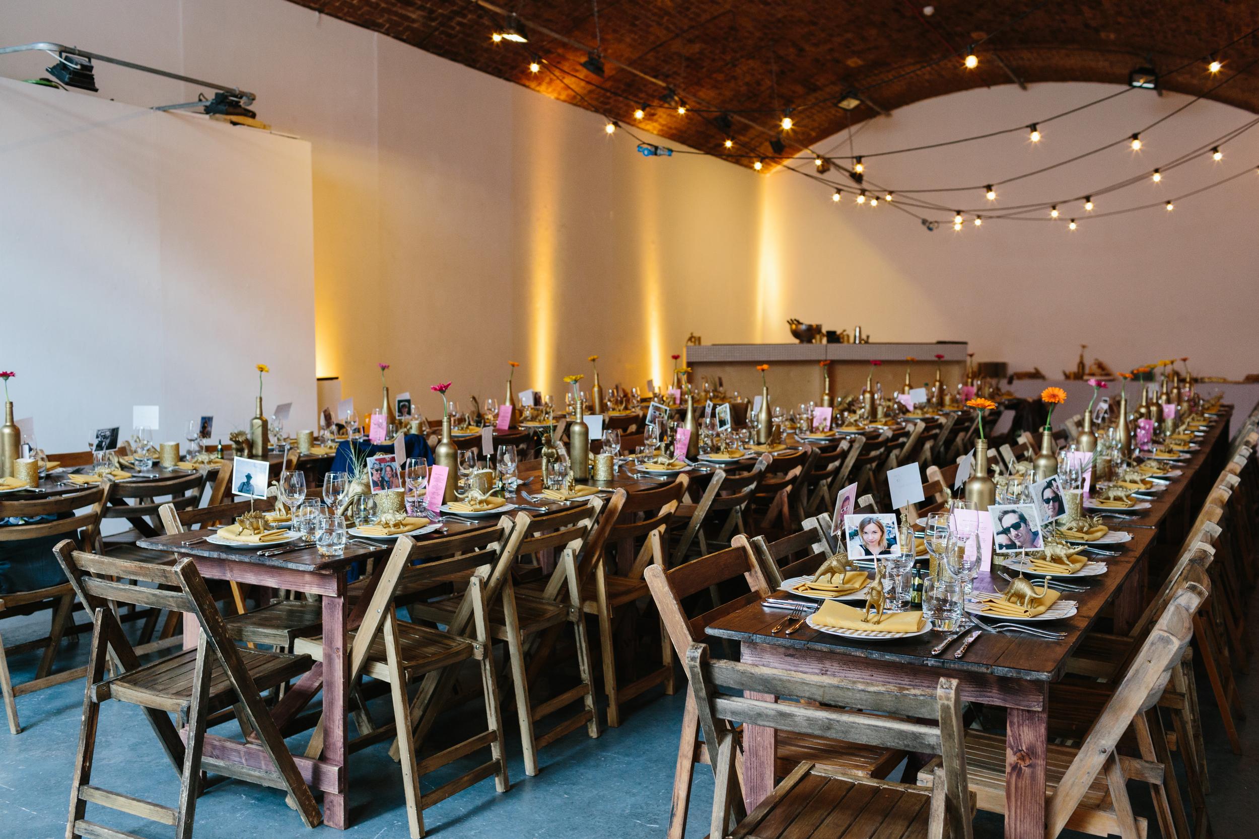 Hoxton gallery wedding venue