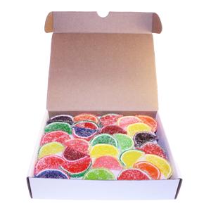 Boston Fruit Slice Bulk Assorted Fruit Slice Candy