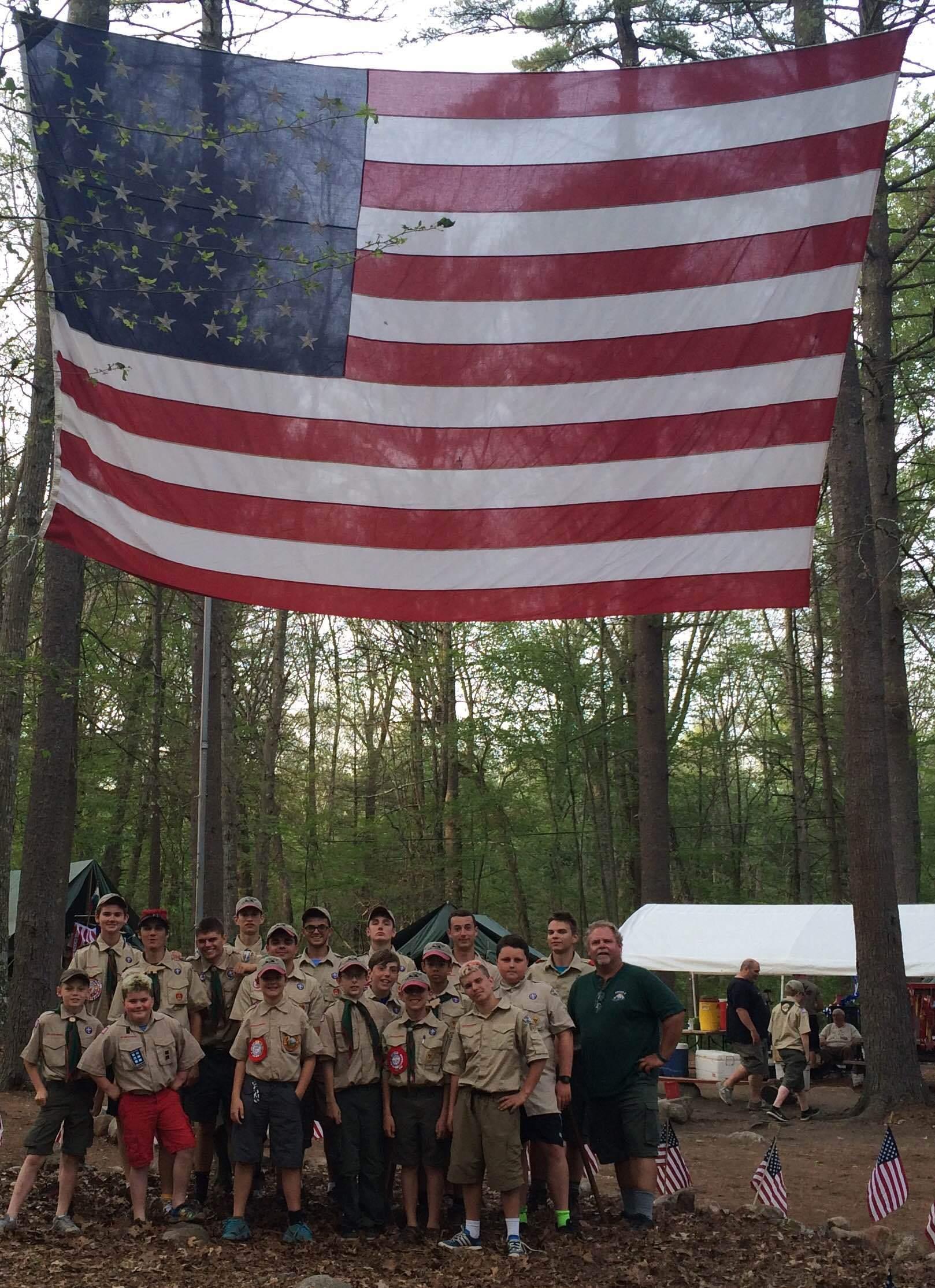 Eagle Project, Alton Jones, Troop 9, Pawcatuck.JPG