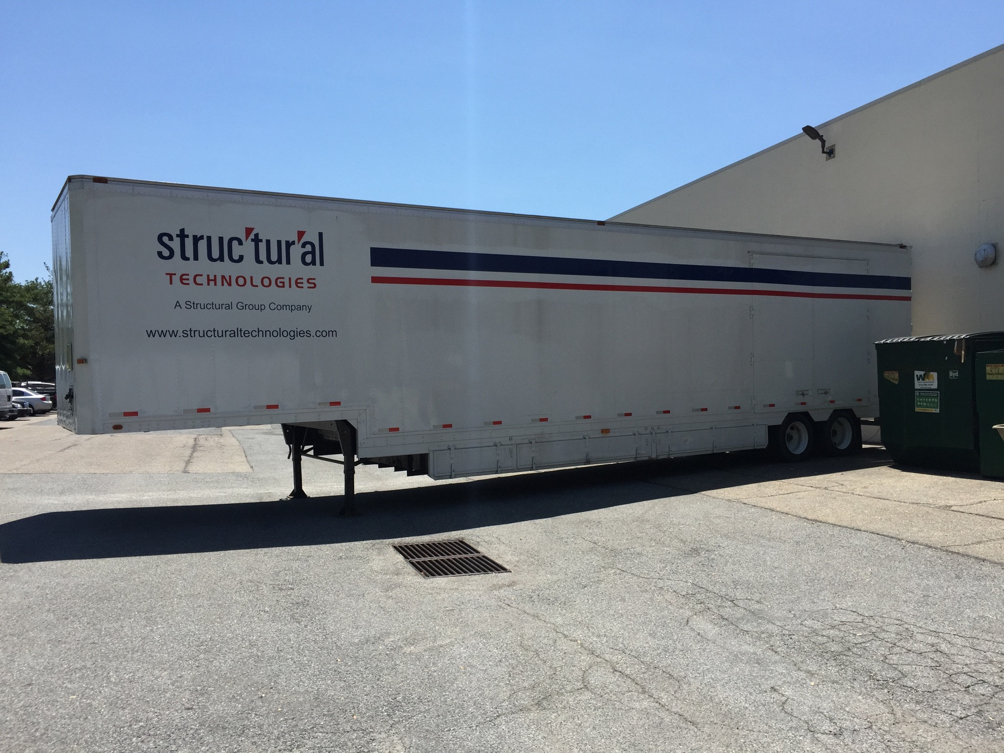 trailer striping