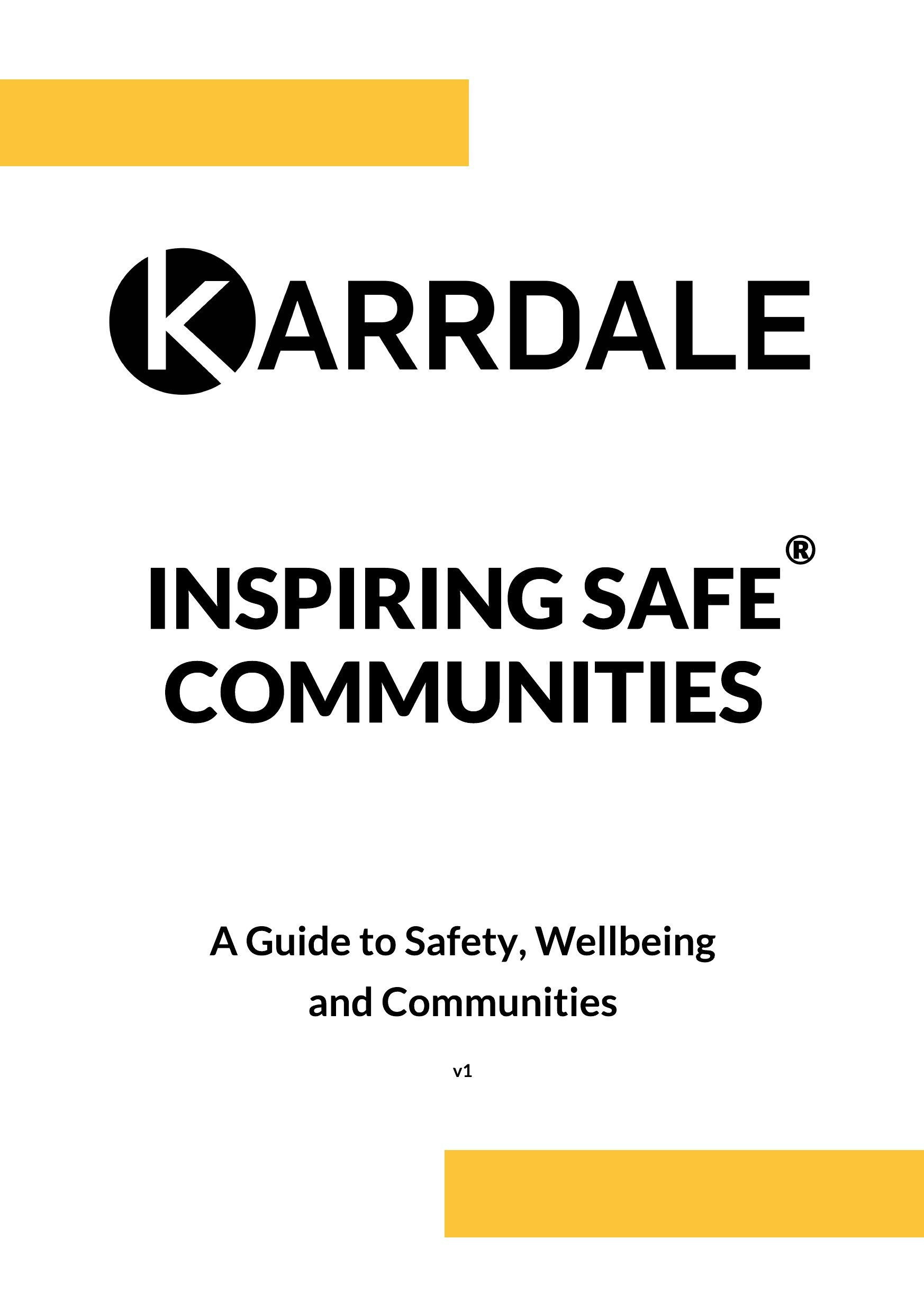 A Guide to Safety, Wellbeing and Communities - The workplace is currently experiencing a jam when it comes to safety & wellbeing, leaving many scratching their heads for an engaging way forward. The motivation to create positive environments of care is strong, but the lack of new ideas is forcing companies into regurgitating the same models, ones that reached the pinnacle of success a long time ago and the risk of these important topics becoming boring and less meaningful for the worker is drawing closer.Companies are very aware that safety compliance alone will never be the panacea of safety & wellbeing and that a safety or quality failing could fold their business at a rapid rate. A common need for survival, be this for the individual, family, team or business, is driving people at all levels within companies to look for new ways to engage and find a way forward. Leaders know there is an engagement jam, we hope this guide can assist with unblocking it!We hope that this short and concise guide helps you achieve your goals.*ON SALE*£̶2̶5̶.̶0̶0̶ £10.00