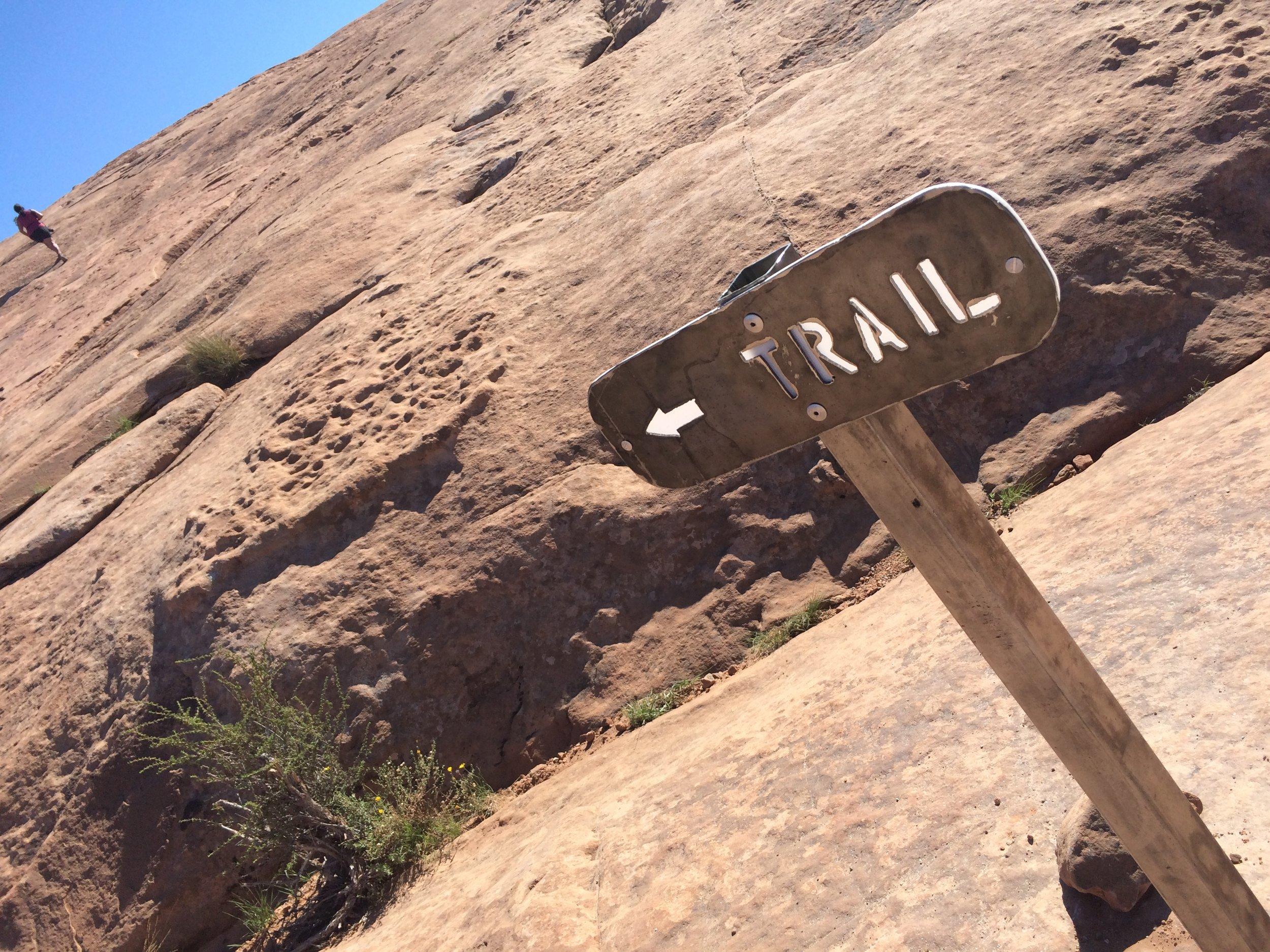 Adventure this way...