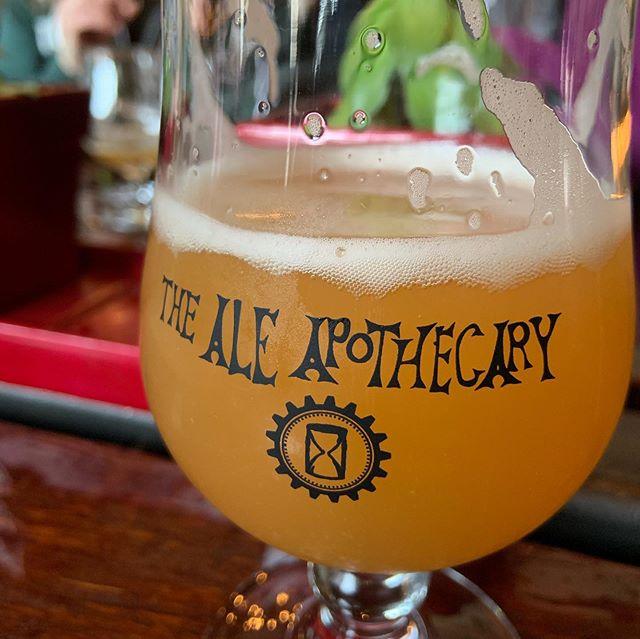 #aleapothocary #beerangels #bend