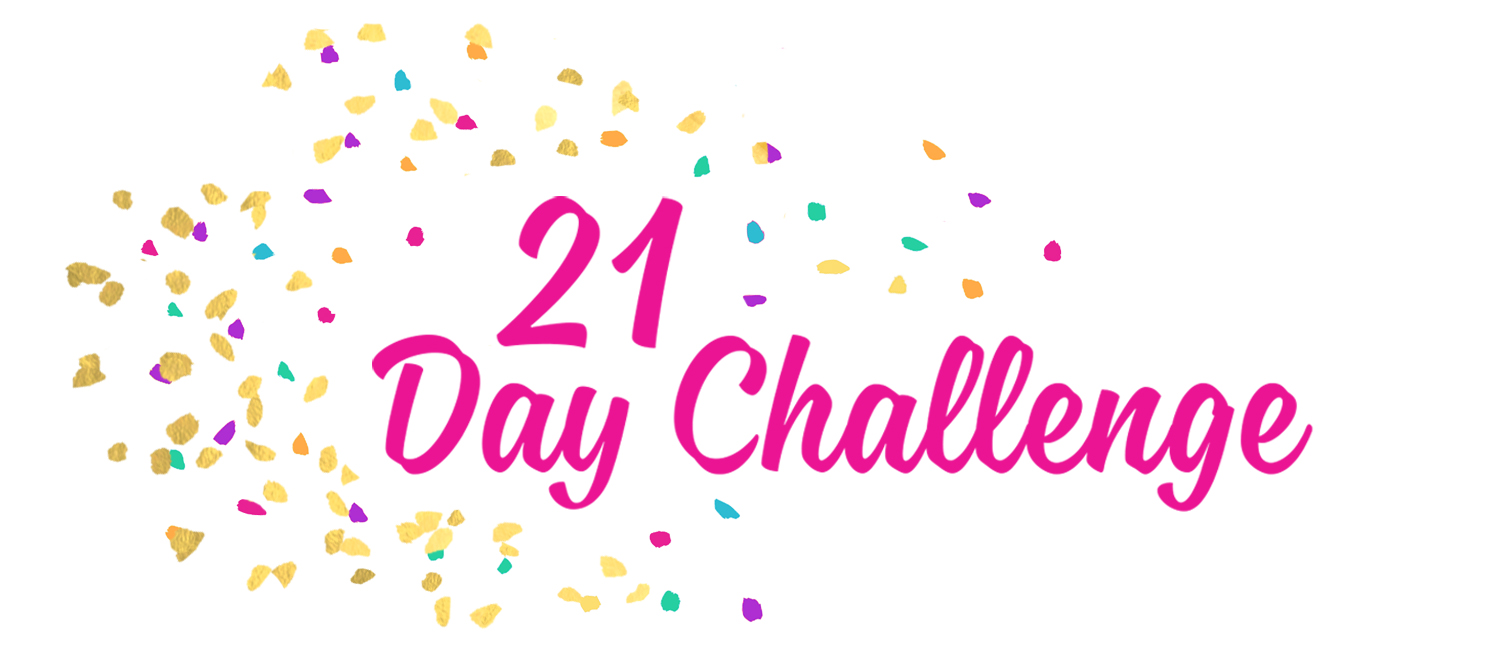 Julia Jackson - 21 Day Fitness Challenge