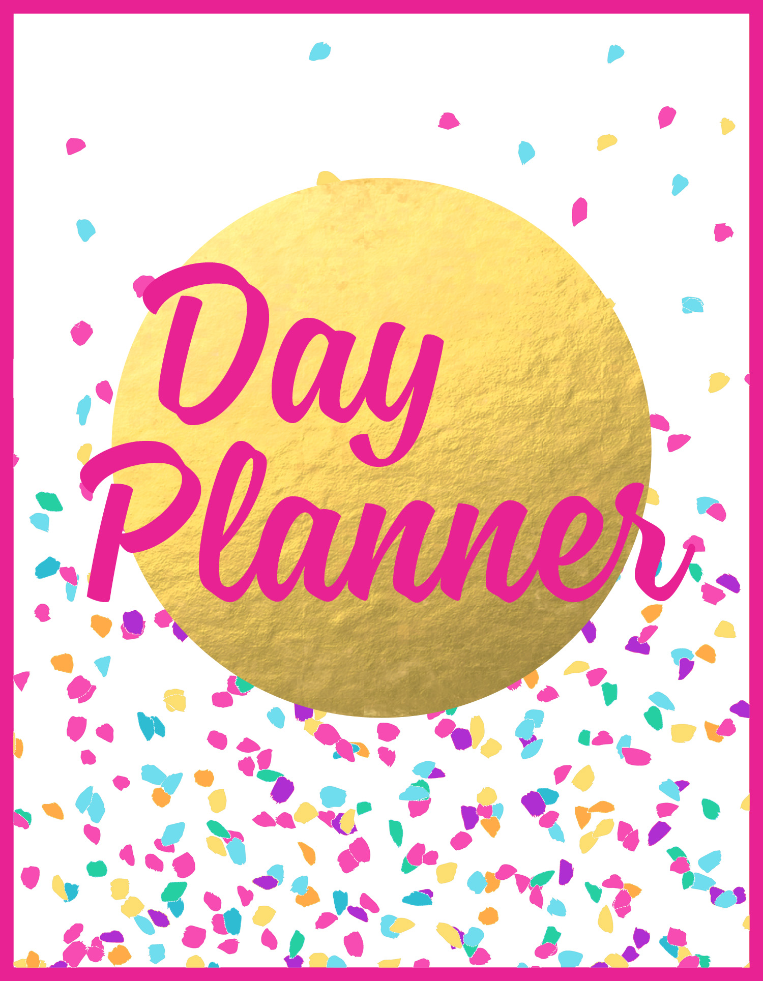 Julia Jackson Day Planner