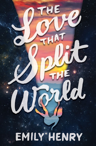Dude. Talk about epic love stories. THE LOVE THAT SPLIT THE WORLD was one of my first reads of the year and it has still stuck with me as if I read it yesterday. What a beautiful, beautiful story.