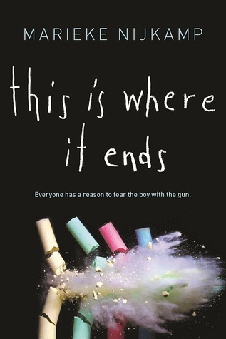 THIS IS WHERE IT ENDS chronicles the minutes of gripping fear for four different characters during a school shooting. I cried and cried and cried. That's all I can say. Also, Marieke Nijkamp is one of the coolest, kindest, warmest, and most welcoming authors in the writing community. That she's found success with her debut makes this read so much sweeter.