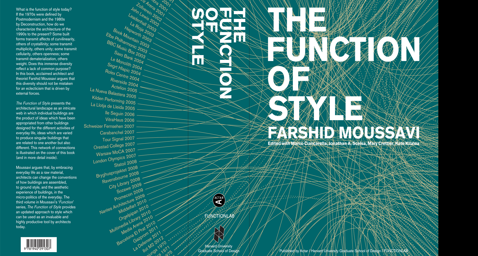 Farshid Moussavi_The Function of Style