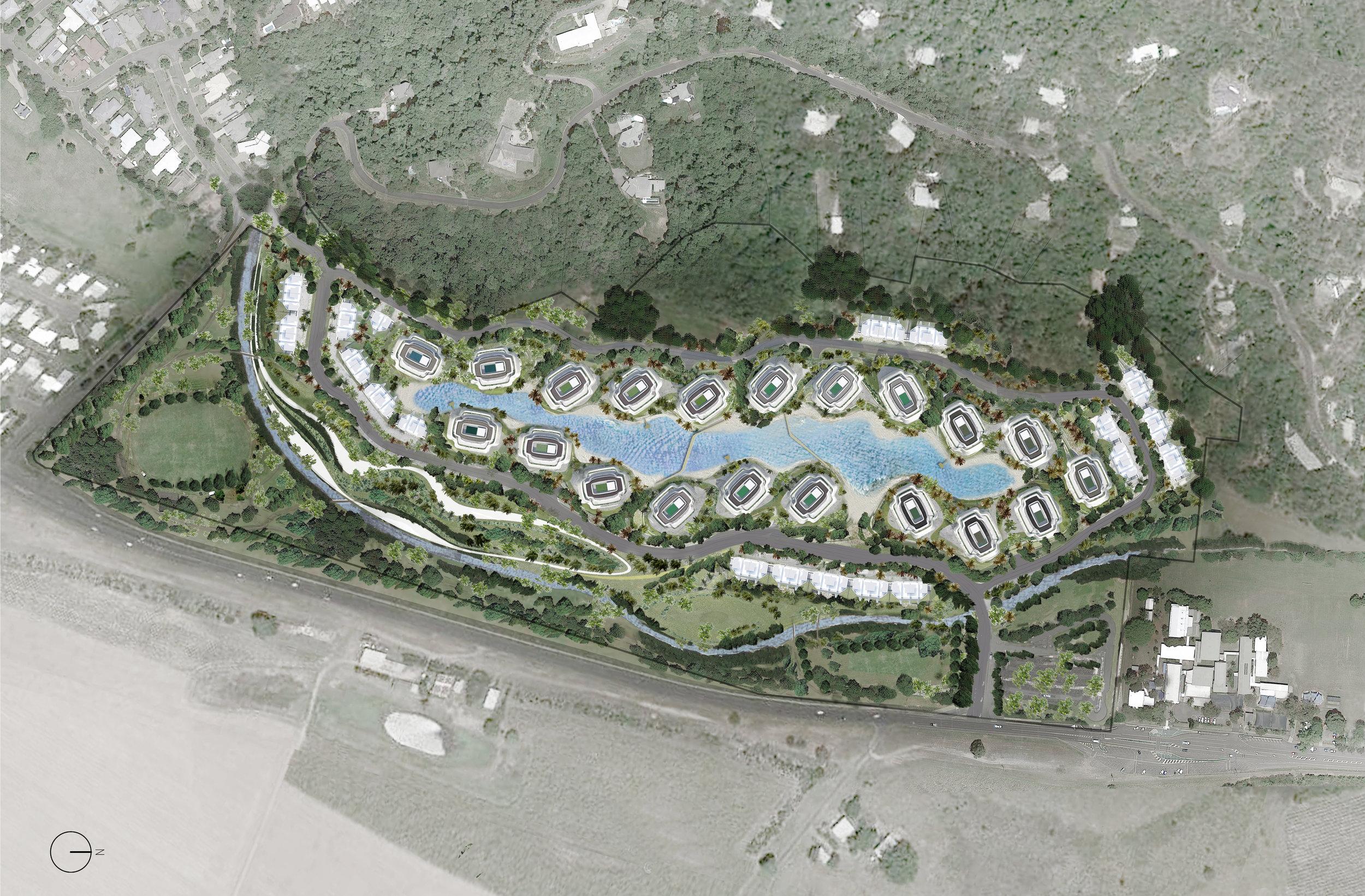 Contreras Earl_Botanica_Site Plan