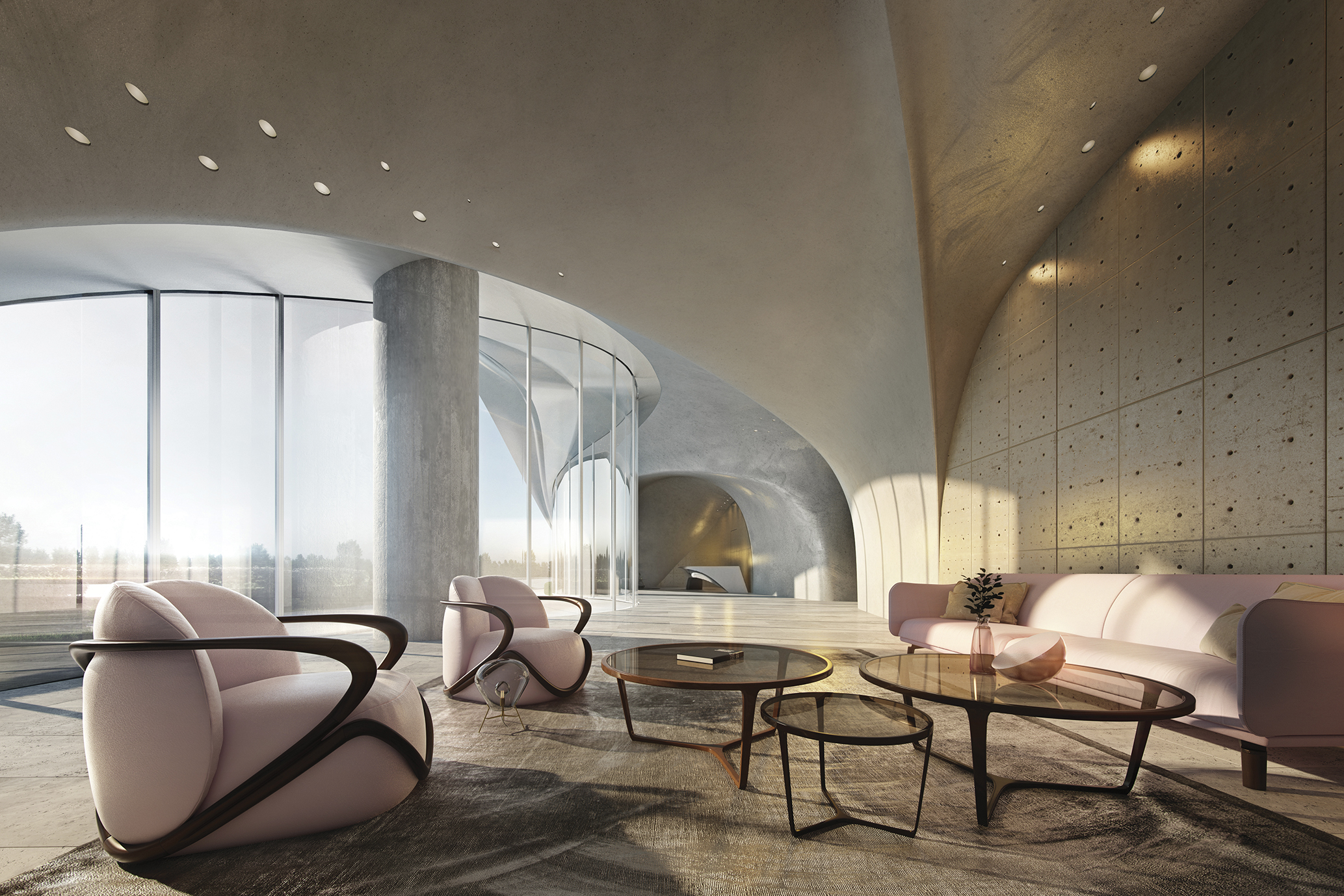 Contreras Earl Architecture - Hedges Pedestal 03