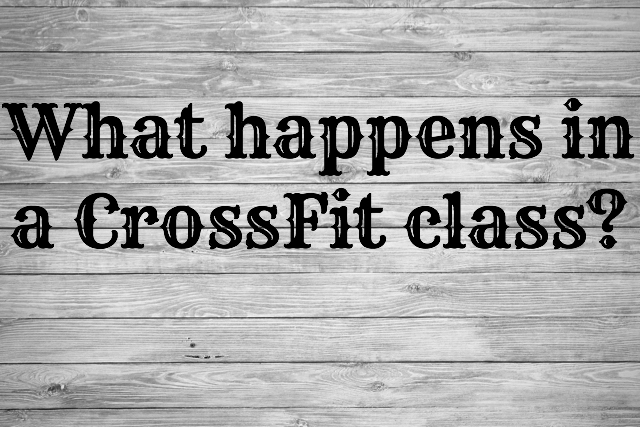 A regular CrossFit Bury WOD takes an hour and includes a warm up, a strength and skills sections, a WOD (Workout Of the Day) and a   cool down.