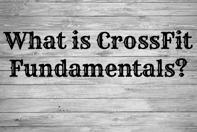 CrossFit Bury Fundamentals classes introduces athletes to the nine fundamental CrossFit movements.  All members must complete this session to join our WODs