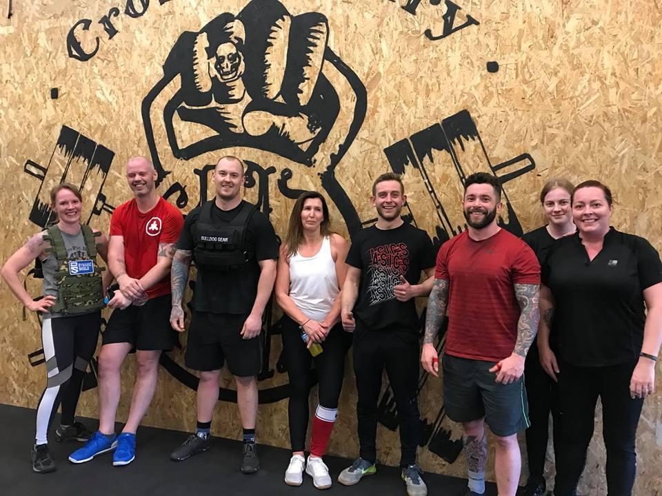CrossFit Bury Murph2019 5pm