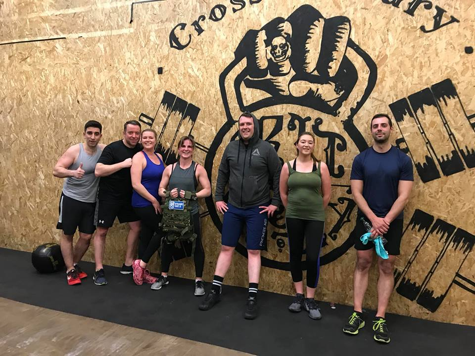 CrossFit Bury Murph2019 6pm