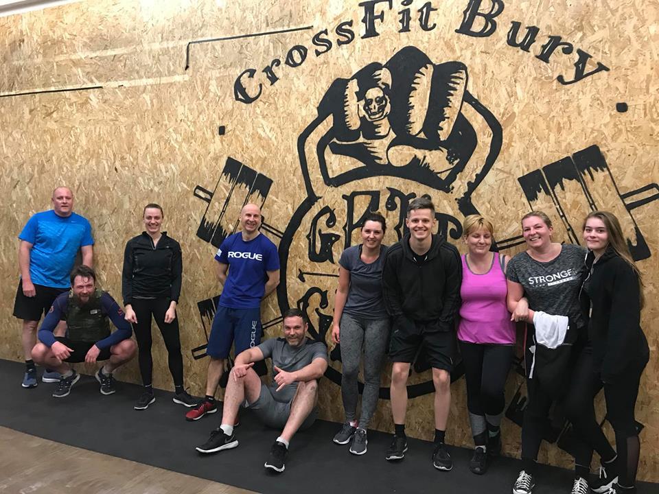 CrossFit Bury Murph2019 7pm