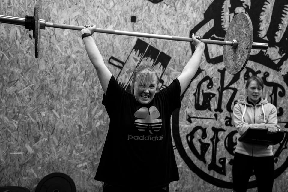 "Yvonne's Fitness - ""I joined CrossFit Bury in April 2018 after many failed attempts at going to gyms as you feel very much on your own and no real motivation. However since joining CrossFit Bury I have never felt more welcome, motivated and determined, with the added bonus of being made to feel like part of this fab group of people. I am by no means anywhere near peak fitness (hence trying to get fit) but in the couple of months I have been going here, the improvements I have seen in myself have been fab."""
