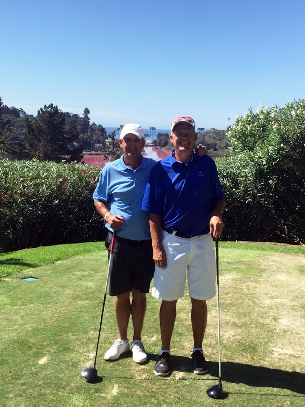 Steve Pate, PGA and John Pate