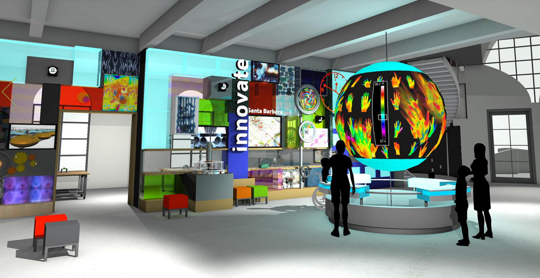 Image :: Exhibits by Moxi - The Wolf Museum of Exploration and Innovation