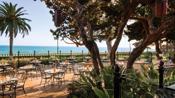 Bella Vista Restaurant at the Four Seasons The Biltmore Santa Barbara