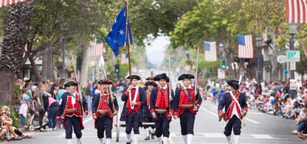 4th of July Parade is coordinated by the Pierre Claeyssens Veterans Foundation |  Image by:  Non profit Resource Network