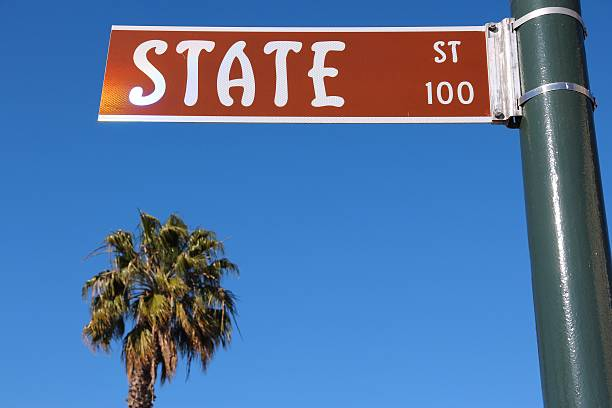 State Street Sign Santa Barbara | Image: Stock Images
