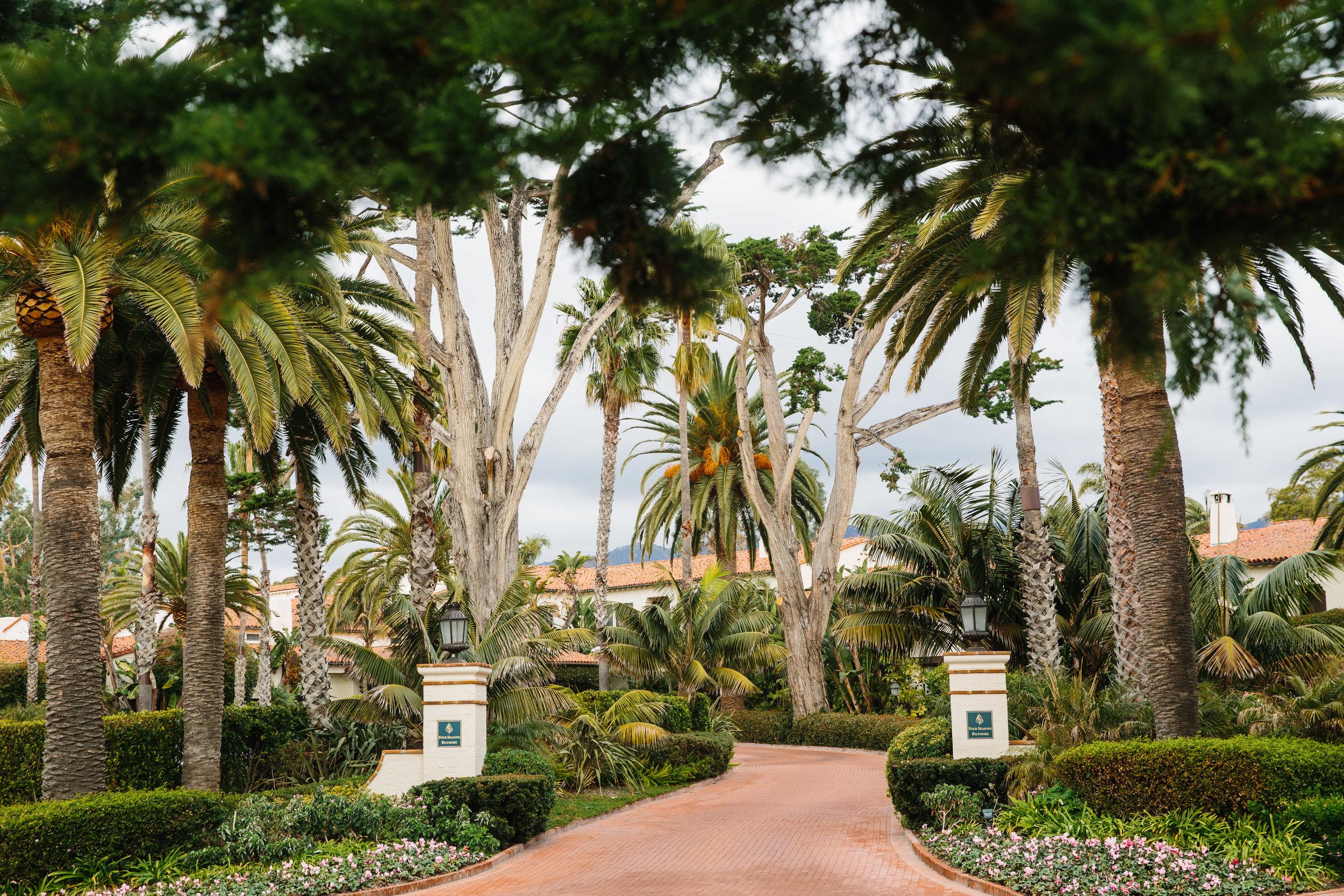 Four Seasons Resort The Biltmore, Montecito California | Image by - Compass