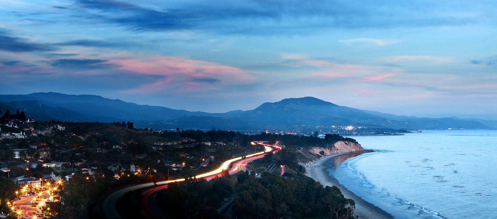 Santa Barbara Coastline | Image: IHG