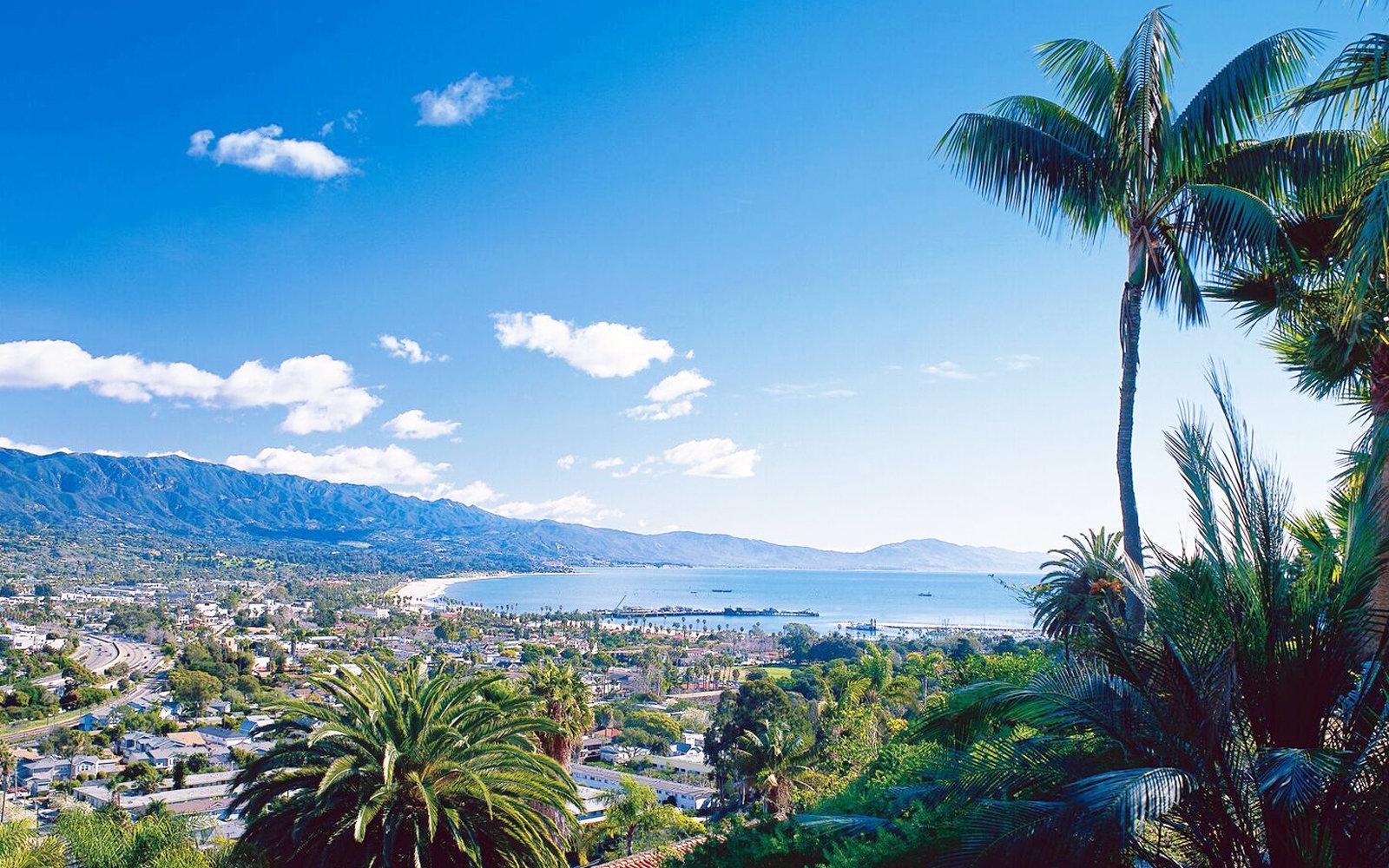 Santa Barbara | Image: InStyle