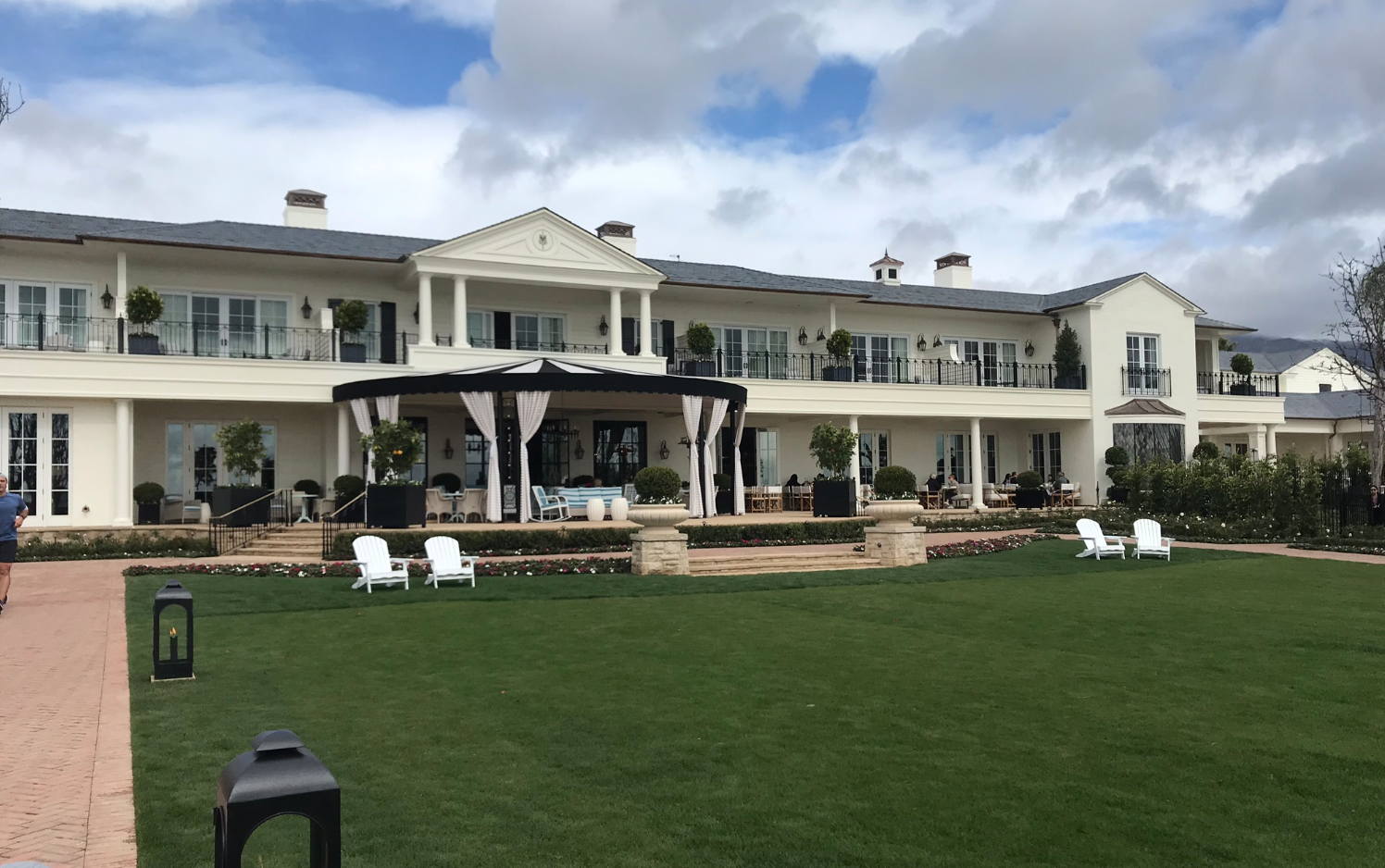 The New Miramar Hotel In Montecito Rosewood Miramar Beach Susan J Pate