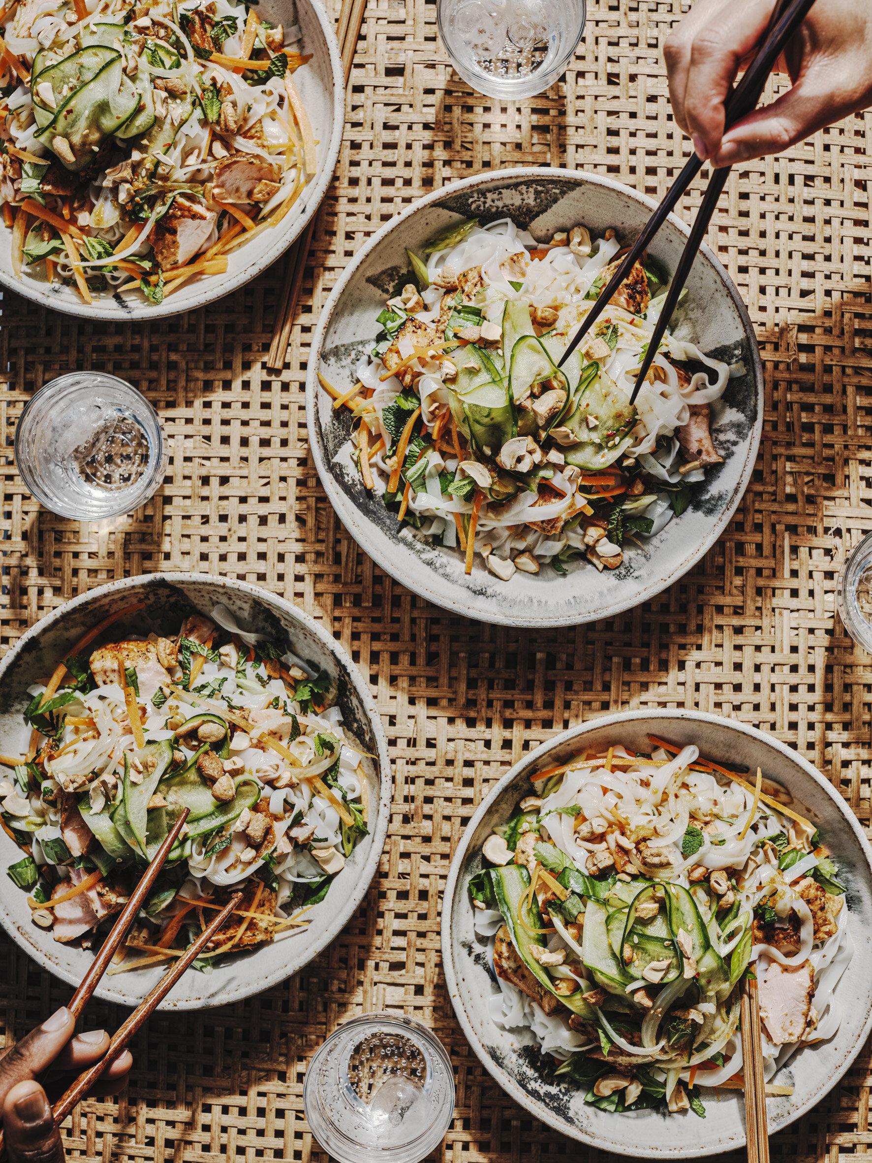 HH Hodder Liam Charles book 2 Day 3 Super Salmon Noodle Salad 003.jpg