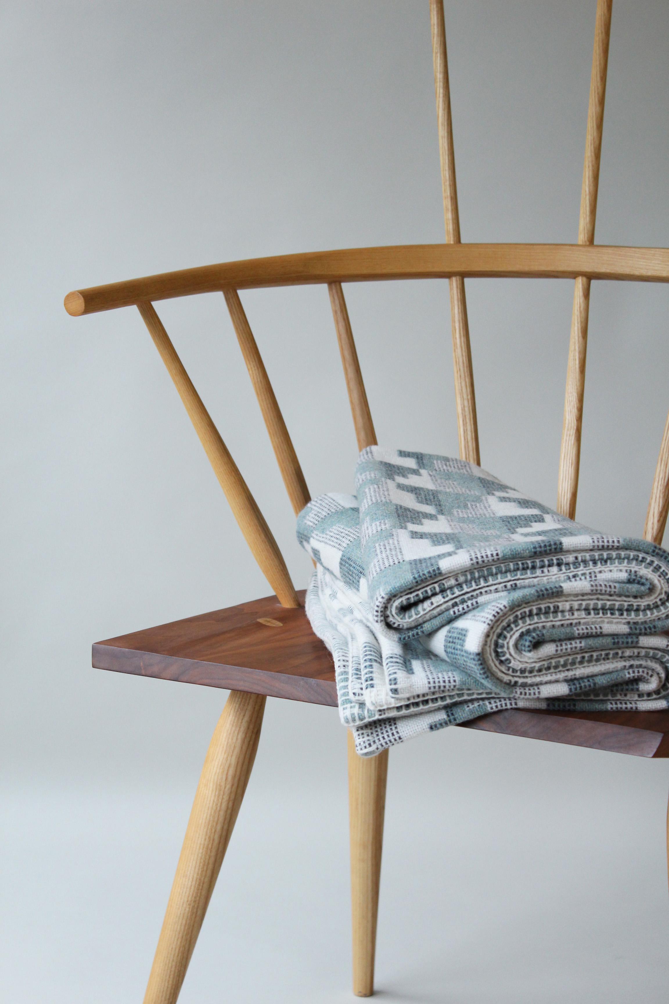 Eleanor_Pritchard_Northerly_Blanket_on_Kimble_Chair_by_Matthew_HIlton_for_De_la_Espada_.jpg