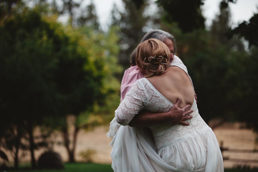 Katie + Trevor Spokane Barn Wedding