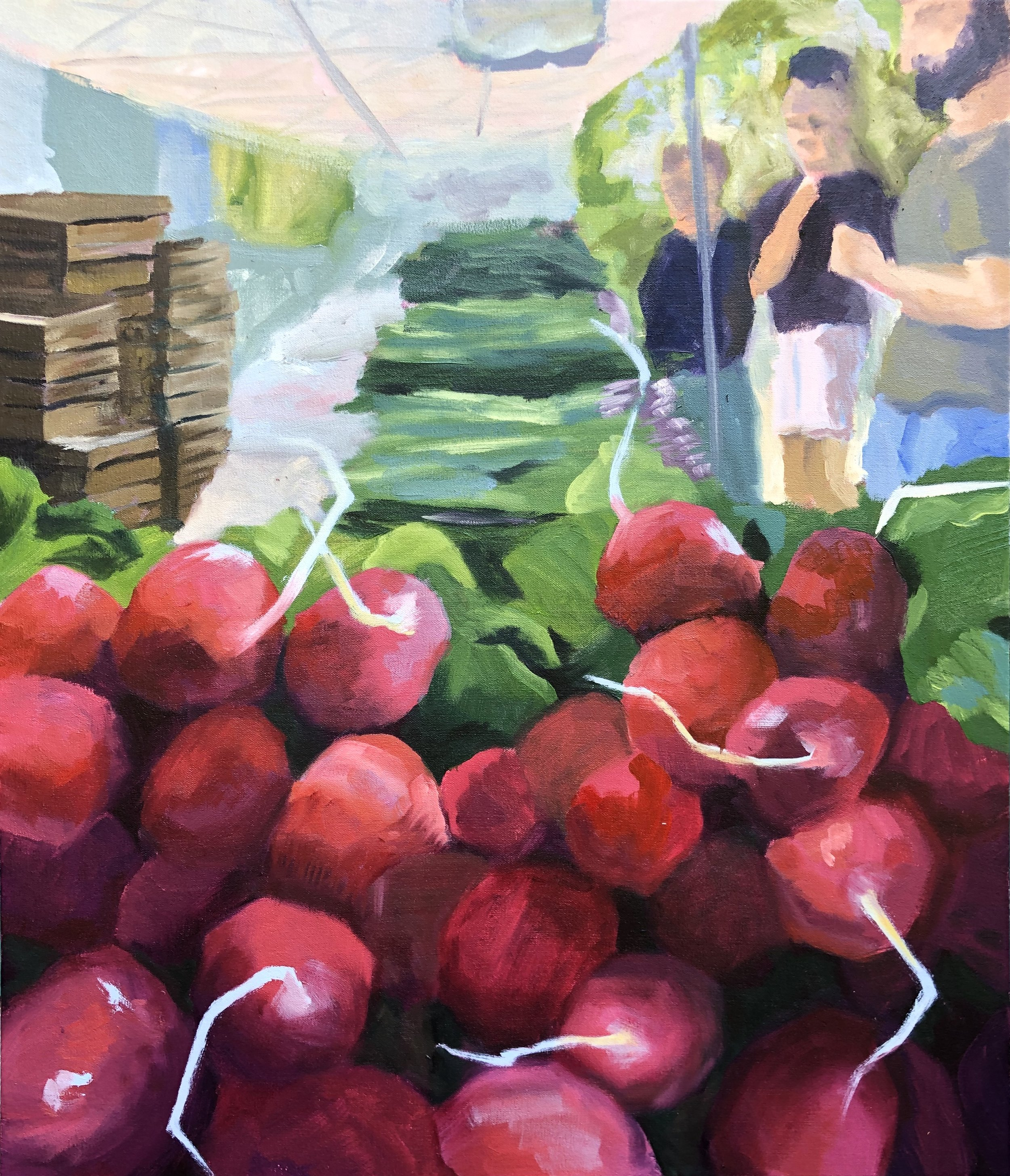 """""""Farmer's Market"""""""