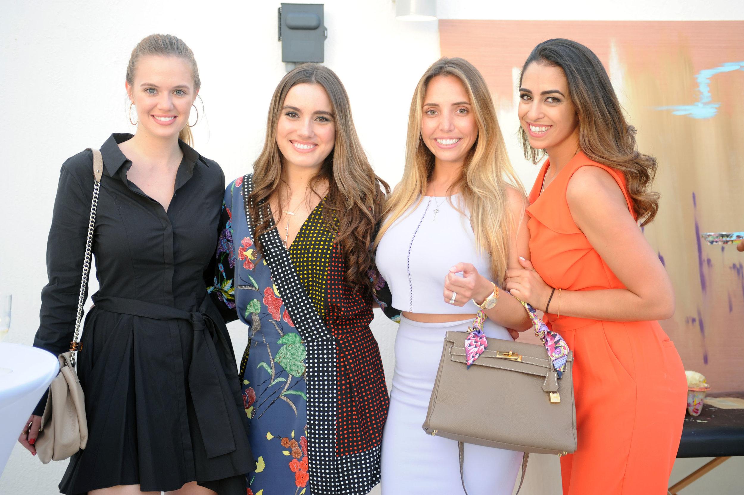 Charina Ferreira, Alexandra Muinos, Crystal Ferreira, & Michelle Setty.jpg
