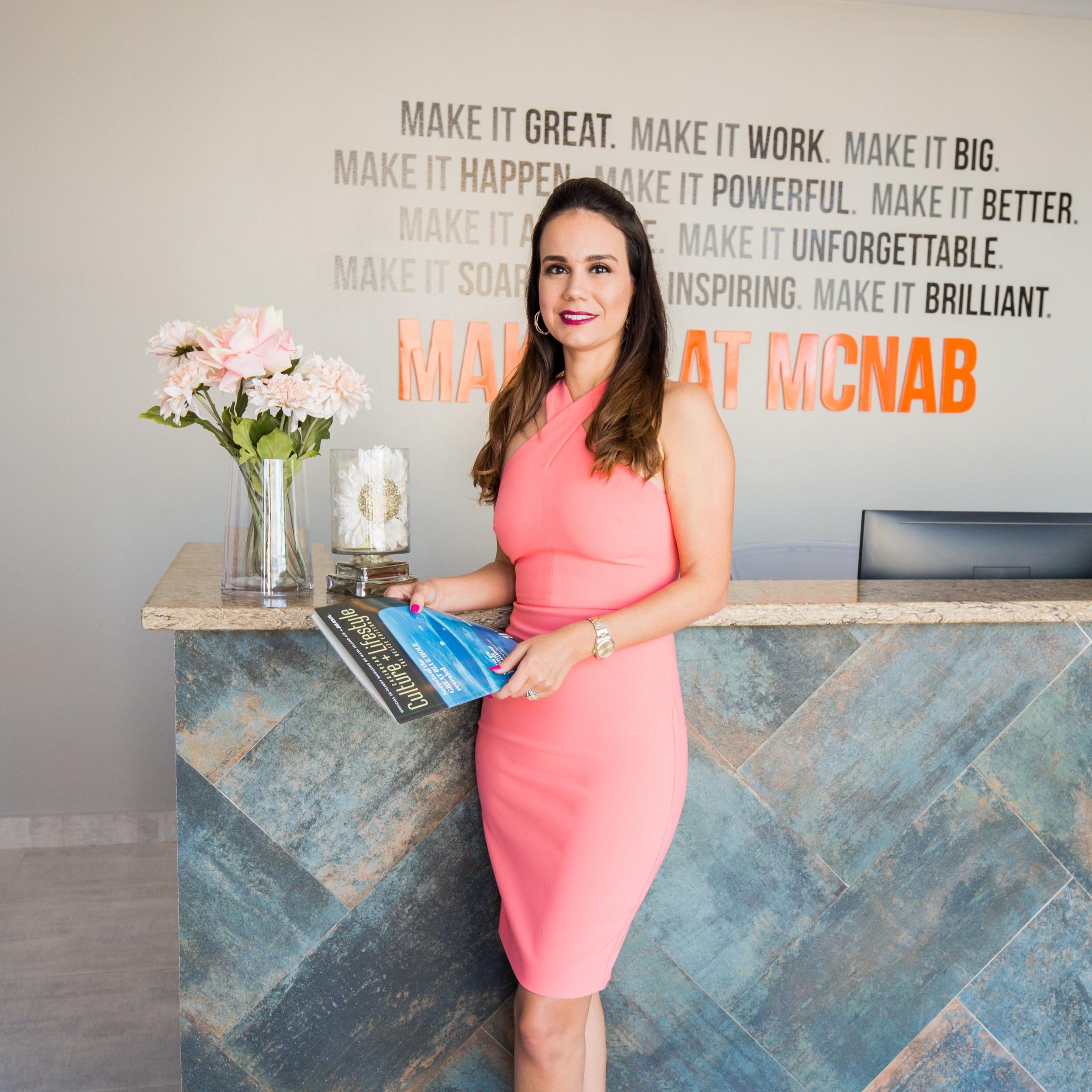 TANYA MCNAB  Founder + Creative Director