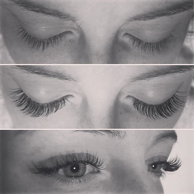 Classic Full Set for @samphelps20 🌸🌸 • • #lashes #lashextensions #borboletalashes #nova #novalash #eyebrowtinting #lashlove #wednesday #cleveland #clevelandhairstylist #clevelandbeauty