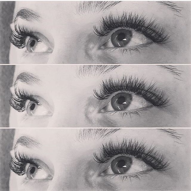 Whispy Volume Lashes for a client 💫 • • #lashes #friday #extensions #lakewoodlashes #rockyriverlashes #lasheswestlake #nova #novalash #beauty #hair #makeup #nails #summertime #clevelandscene #lashart #art #clevelandartist #clevelandlashartists