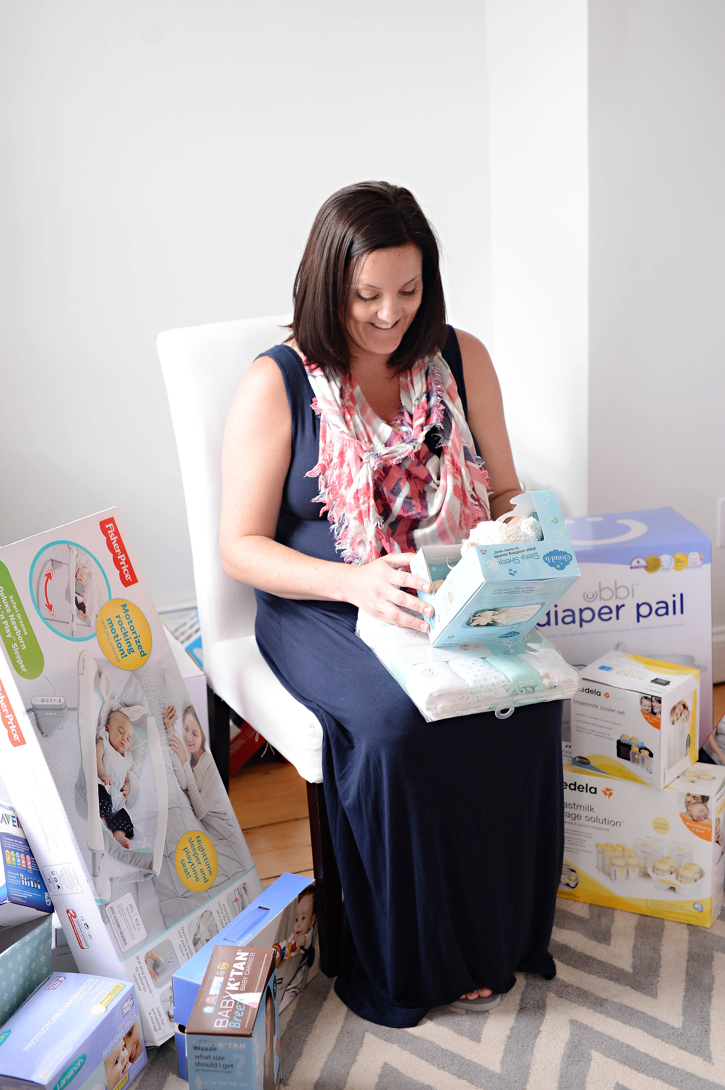 Boston NAPS baby gift guide