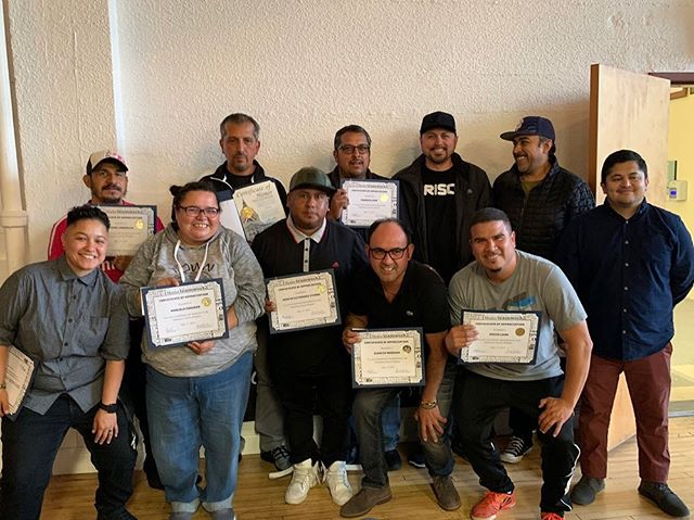 Jamestown's First Annual Atletas Awards Banquet was a huge success! Catered by our partners at MLVS, we honored soccer coaches Cesar Lepe, Jesus Salmeron and Jeff Flores for their dedication and contribution to building our program and being present as role models for our youth. District 10 Supervisor Shamann Walton also gifted the coaches with Certificates of Honor for their contributions. We are so proud of our coaches and our Sports Administrators Ariel and Gerardo for cultivating such a strong program and community. | #youthadvocacy #youthsoccer #civicengagement #missiondistrict #sanfrancisco #californja #soccer